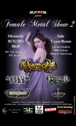 Female Metal Show II