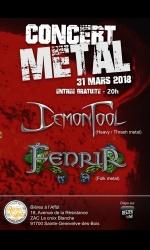 DemonTool + Fenrir