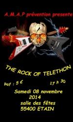 Rock of Téléthon