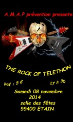 Rock of Téléthon